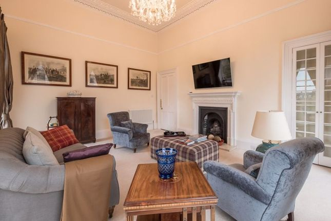 Thumbnail Flat to rent in Palmerston Place, Edinburgh