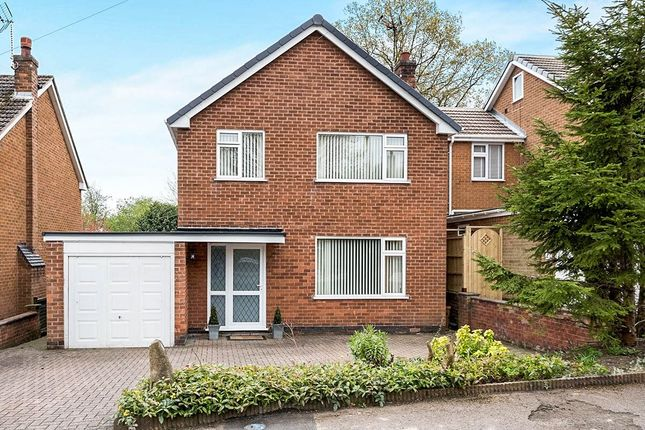 Thumbnail Detached house for sale in Woodland Way, Old Tupton, Chesterfield