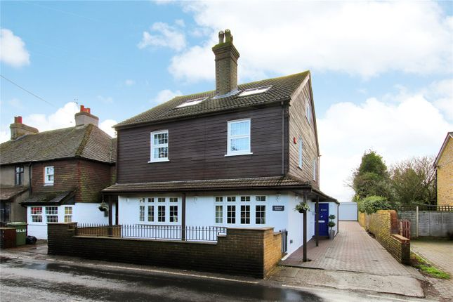 4 bed detached house for sale in The Street, Ash, Sevenoaks, Kent TN15