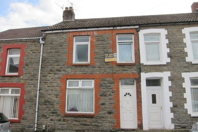 Thumbnail Shared accommodation to rent in Collins Terrace, Treforest, Pontypridd