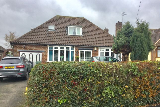 Thumbnail Detached bungalow for sale in Harpur Road, Walsall