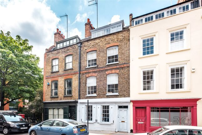 Thumbnail Terraced house for sale in Britton Street, London