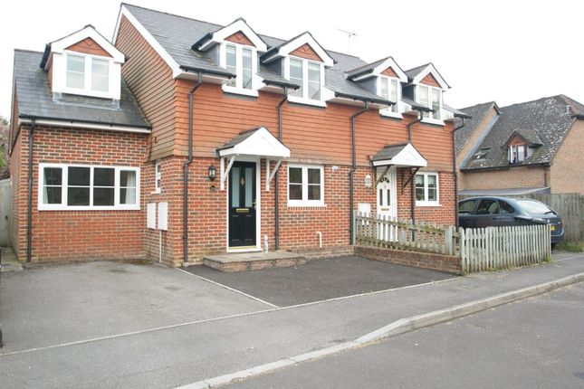 Thumbnail Semi-detached house to rent in Watercress Meadows, Alresford