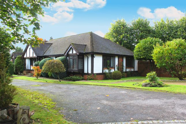 Thumbnail Detached bungalow for sale in Garden Close, Arkley, Barnet