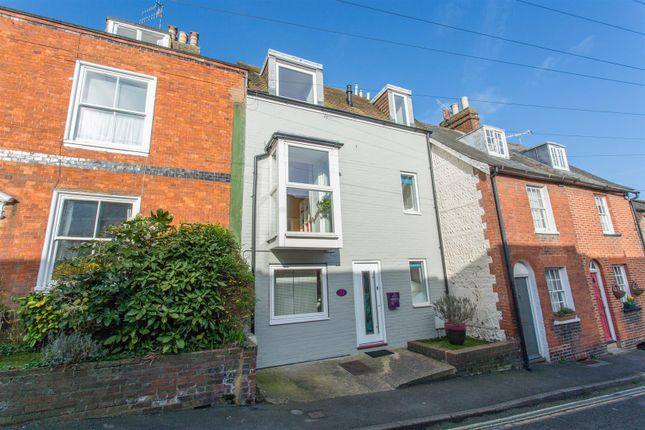 Thumbnail Terraced house for sale in St. John Street, Lewes