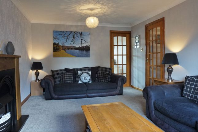 Thumbnail Flat for sale in East High Street, Forfar