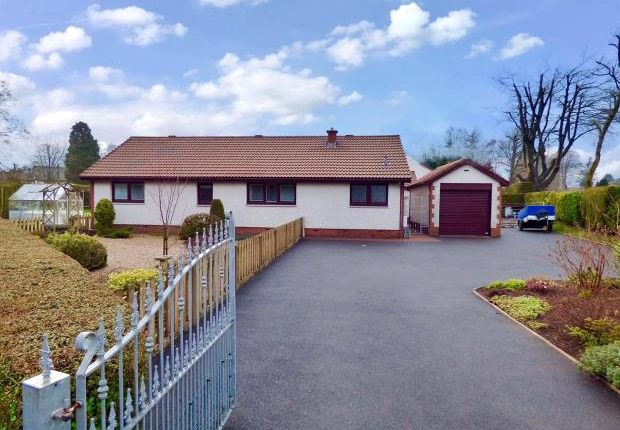 Thumbnail Detached bungalow for sale in Ryelands, Tinwald Downs Road, Dumfries, Dumfries And Galloway