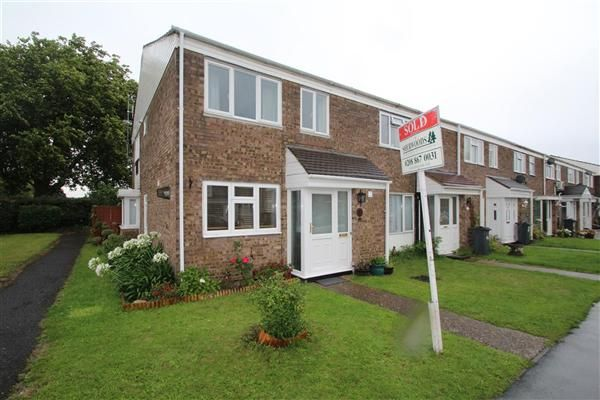 End terrace house to rent in Nursery Close, Feltham
