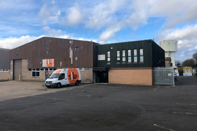 Thumbnail Industrial to let in Tower Close, Huntingdon