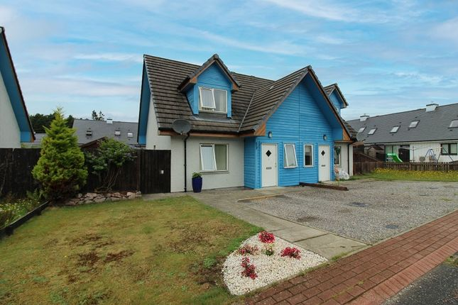 Thumbnail Semi-detached house for sale in 4 Balgate Mill, Kiltarlity, Beauly