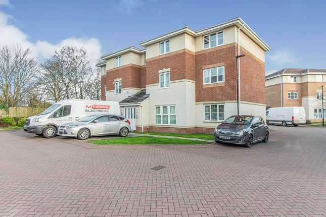Thumbnail Flat to rent in The Potteries, New Rossington, Doncaster
