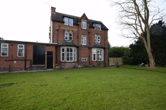 2 bed flat to rent in Stone Road, Eccleshall, Stafford ST21