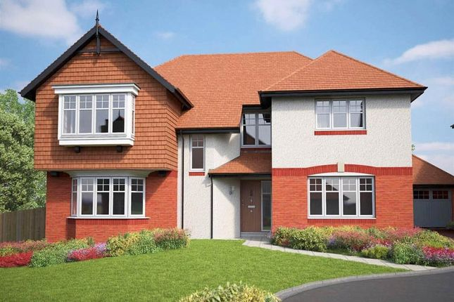 Thumbnail Detached house for sale in Kingswood Manor, Woolton, Liverpool