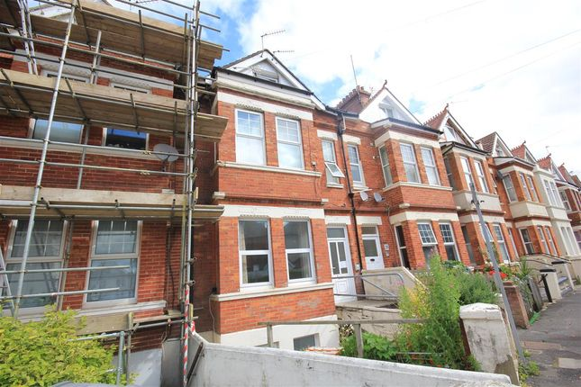 Thumbnail 1 bed flat to rent in Windsor Road, Boscombe, Bournemouth