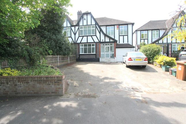 Thumbnail Property to rent in Belmont Rise, Cheam, Sutton