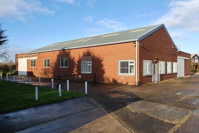 Thumbnail Light industrial to let in Industrial Premises, Staithes Road, Preston