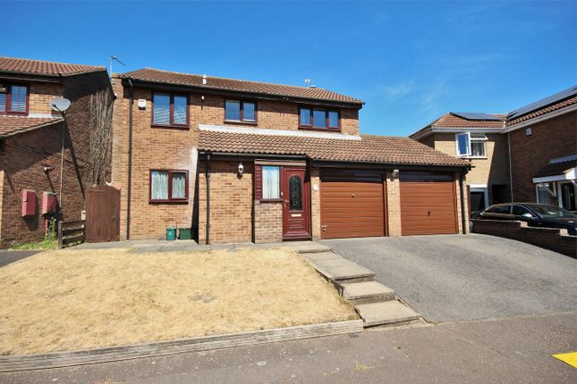 Thumbnail Detached house for sale in Firstore Drive, Colchester, Essex