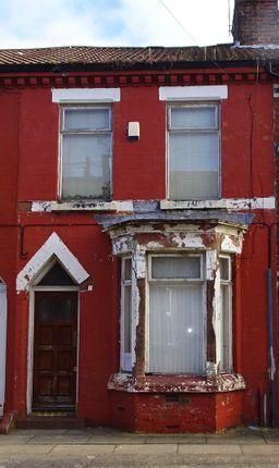 Rossett Street, Anfield, Liverpool L6