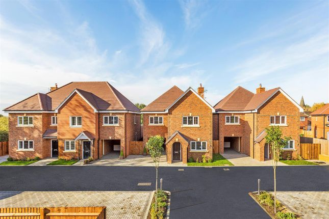 Thumbnail Detached house for sale in Foreman Road, Ash, Guildford