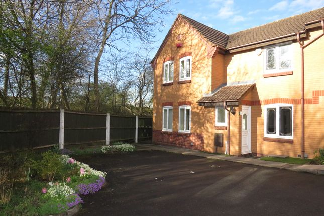 Thumbnail Terraced house for sale in Elford Grove, Birmingham