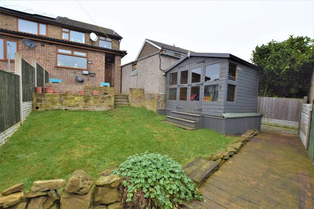 Thumbnail Semi-detached house for sale in Ash Brow, Flockton, Wakefield