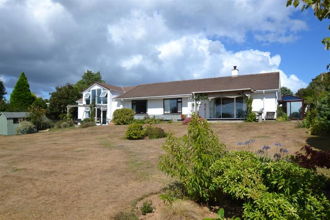 Thumbnail Detached bungalow for sale in The Fairway, Mawnan Smith, Falmouth