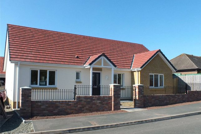 Thumbnail Bungalow for sale in Plot 36, Beaconing Drive, Steynton, Milford Haven