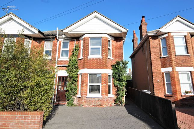 Thumbnail Semi-detached house for sale in Nortoft Road, Bournemouth