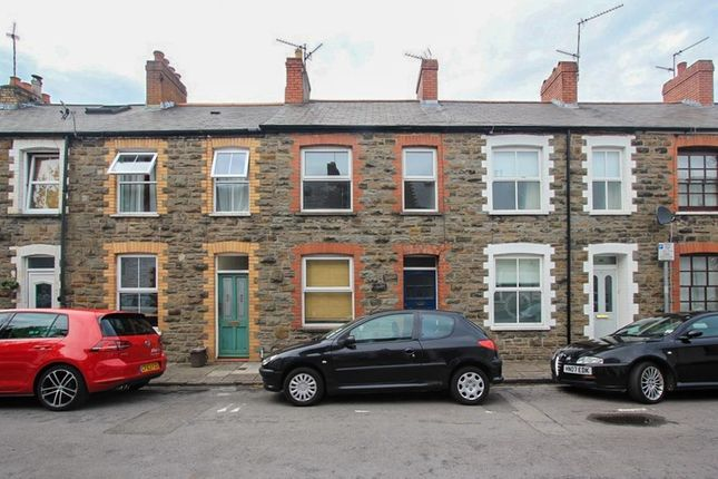 Thumbnail Terraced house to rent in Pontcanna Place, Cardiff