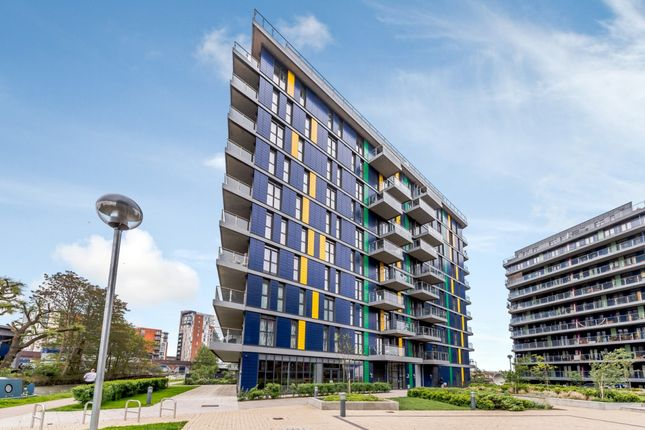 Thumbnail Flat for sale in Aylesbury House, Wembley, London