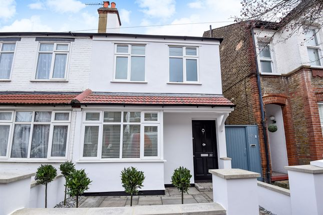 3 bed semi-detached house for sale in Alexandra Road, Addiscombe, Croydon