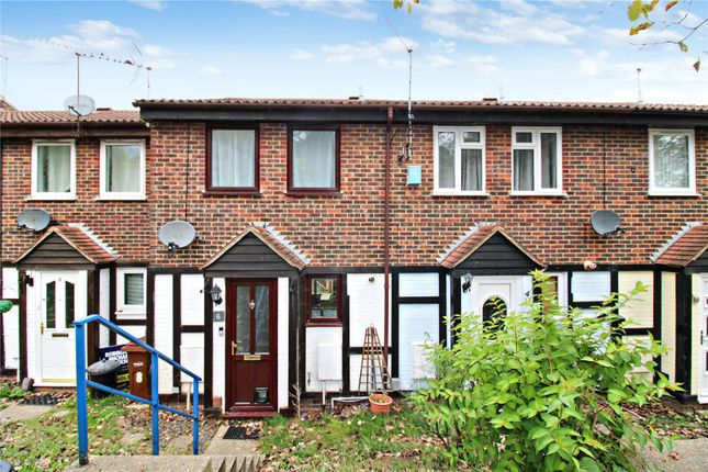 Thumbnail Terraced house to rent in Heritage Road, Chatham, Kent