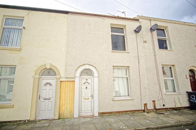 Thumbnail Terraced house for sale in Caroline Street, Preston