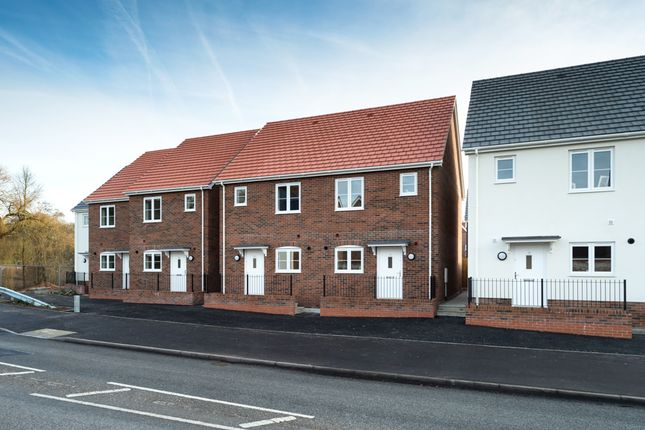 Thumbnail Terraced house for sale in Widvale Road, Mountnessing, Essex