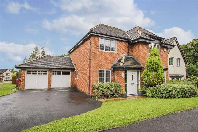 Thumbnail Detached house for sale in Eden Park, Blackburn