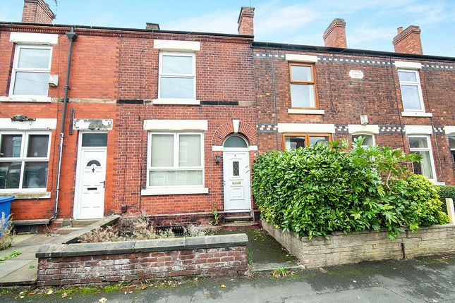 Thumbnail Terraced house to rent in All Saints Road, Stockport