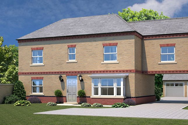 Thumbnail Link-detached house for sale in Plot 1, The Bramham, Elmete Lane, Leeds