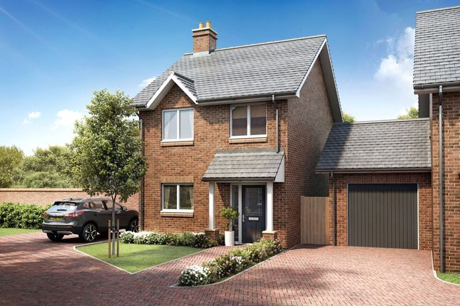 Thumbnail Detached house for sale in Christine Way, Powick, Worcester, Worcestershire