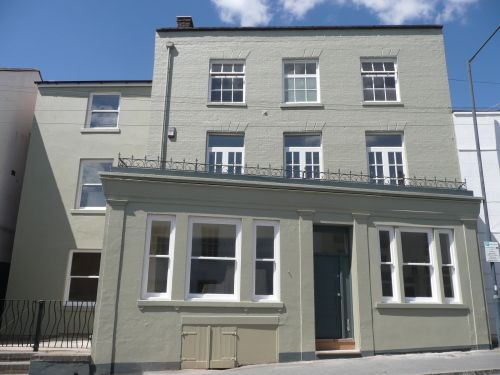 Thumbnail Flat to rent in Ground Floor, Willoughby, 12 Augusta Place, Leamington Spa