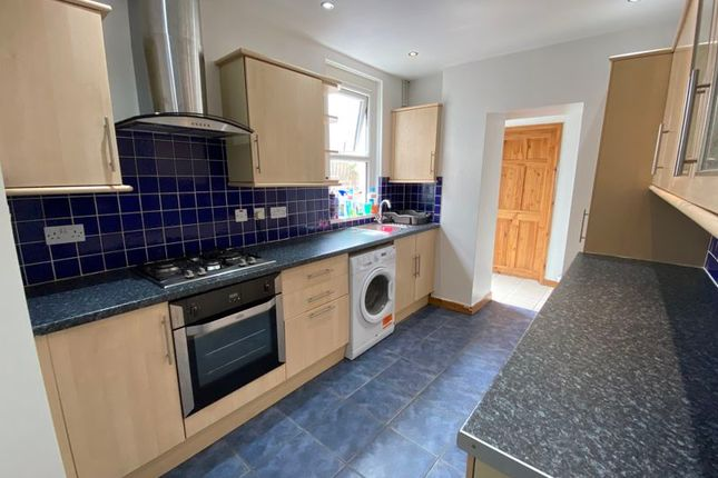 Thumbnail Terraced house to rent in Arabella Street, Roath, Cardiff