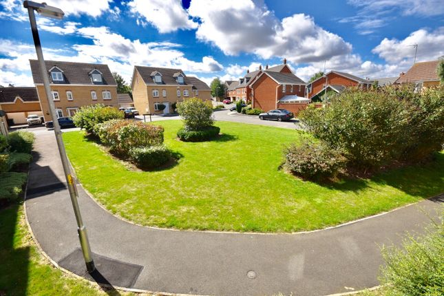 Thumbnail End terrace house for sale in Sovereign Court, Rushden