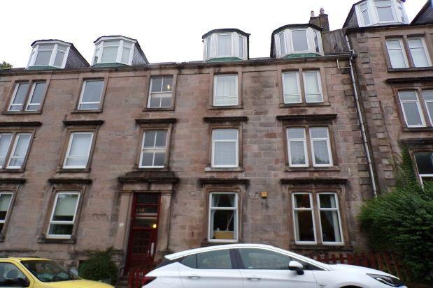 Thumbnail Flat to rent in Caddlehill Street, Greenock