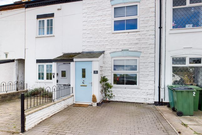 2 bed terraced house for sale in Foston Road, Countesthorpe, Leicester, Leicestershire LE8