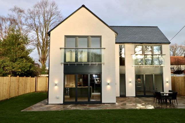 Thumbnail Detached house for sale in The Nashes, Clifford Chambers