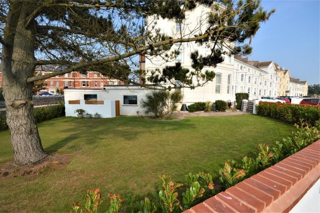 Communal Garden of Morton Crescent, Exmouth, Devon EX8
