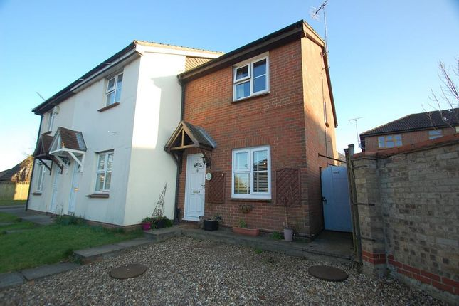 Thumbnail End terrace house for sale in Cotman Avenue, Lawford, Manningtree