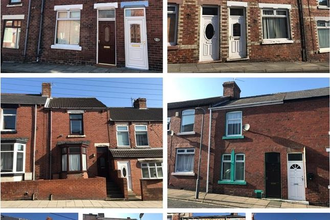 Thumbnail Commercial property for sale in Residential Portfolio - Bishop Auckland, Ferryhill, And Shildon, 17 Pearl Street, Shildon, Durham