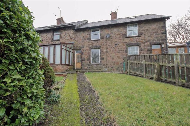Terraced house for sale in Whitsun View, Wooler, Northumberland