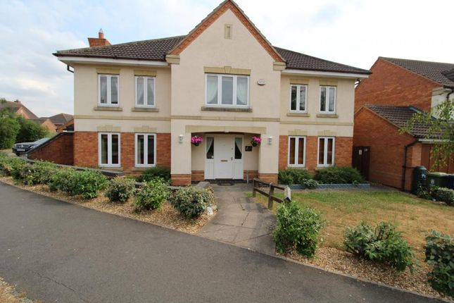 Thumbnail Detached house to rent in Old Pinewood Way, Papworth Everard, Cambridge
