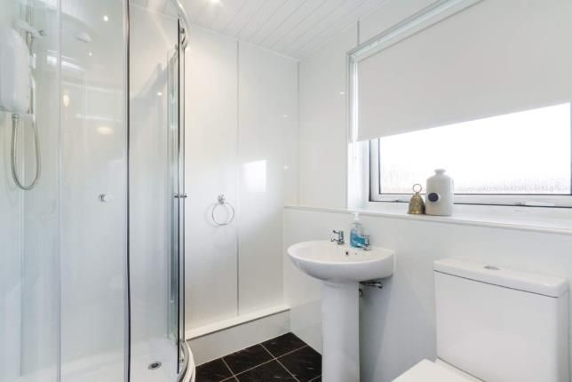 Shower of Springbank Road, Paisley, Renfrewshire PA3